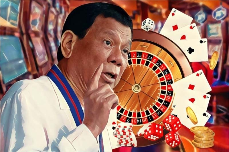 What we know so far: Duterte's 'no new casinos' directive