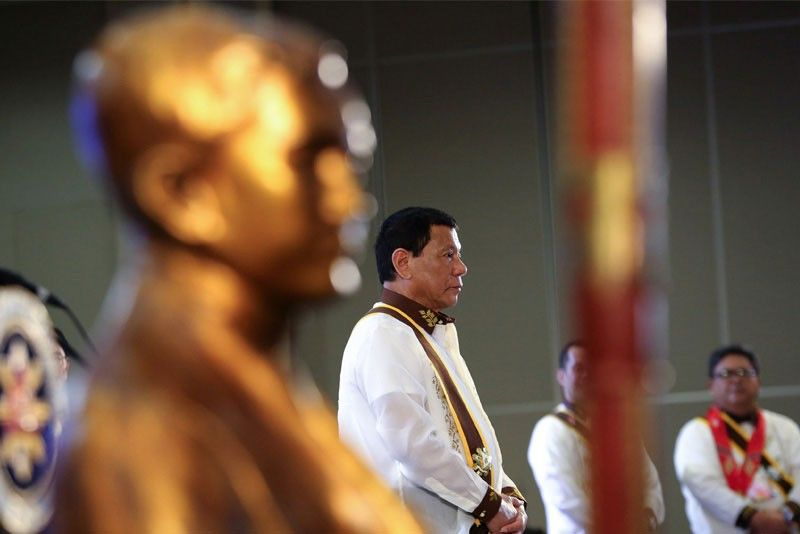 Duterte declines UP honorary doctorate
