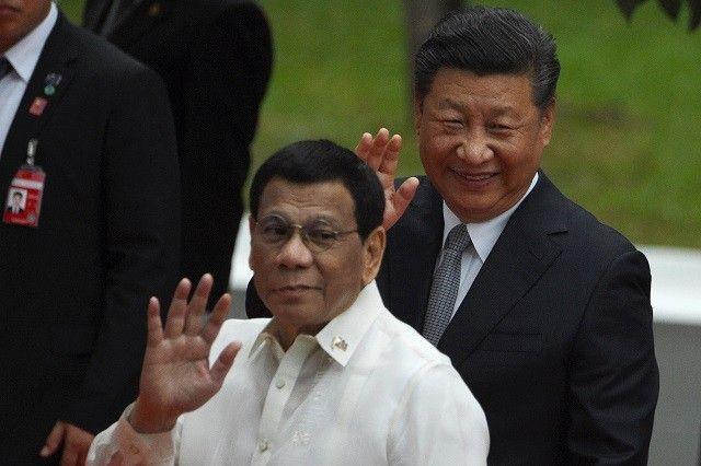 Palace expects Chinese vessels to leave soon due to Philippines' friendship with China