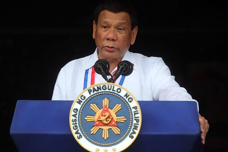 Duterte's first Independence Day speech met with protest