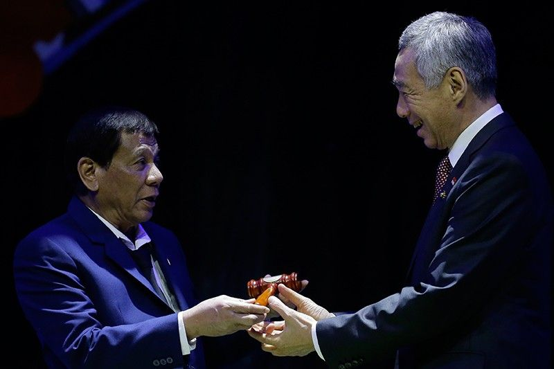 ASEAN under Singapore�s chairmanship: Opportunities and challenges ahead
