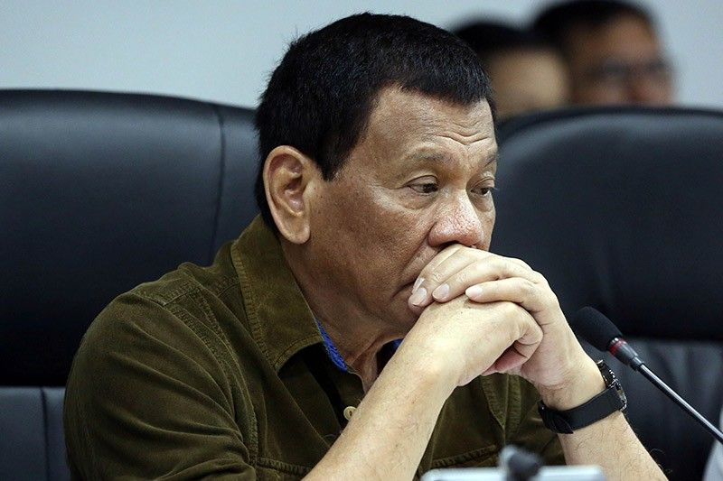 Palace brushes off criticism Duterte should've axed NFA chief, not allowed to resign