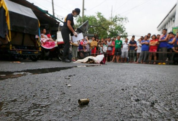 Kin of EJK victims file ICC complaint vs Duterte for crimes against humanity