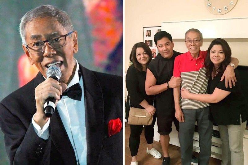 Martin recalls his last 27 hours with dad Bert | Philstar com