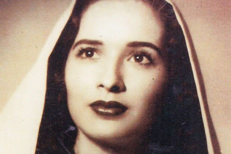 Gloria Romero as Virgin Mary