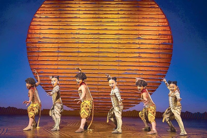 Pinoy Kids On Being Part Of The Lion King It Changed Our