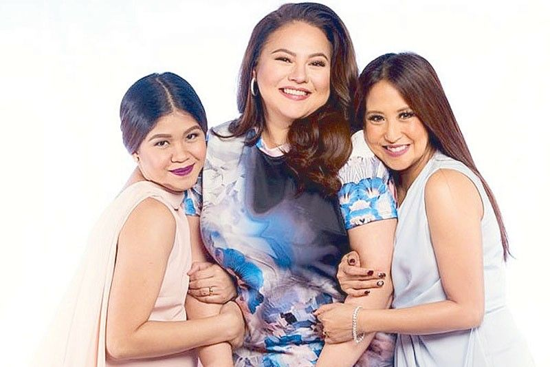 Karla Estrada, Jolina Magdangal, Melai Cantiveros to star in movie 'Soul Sisters'