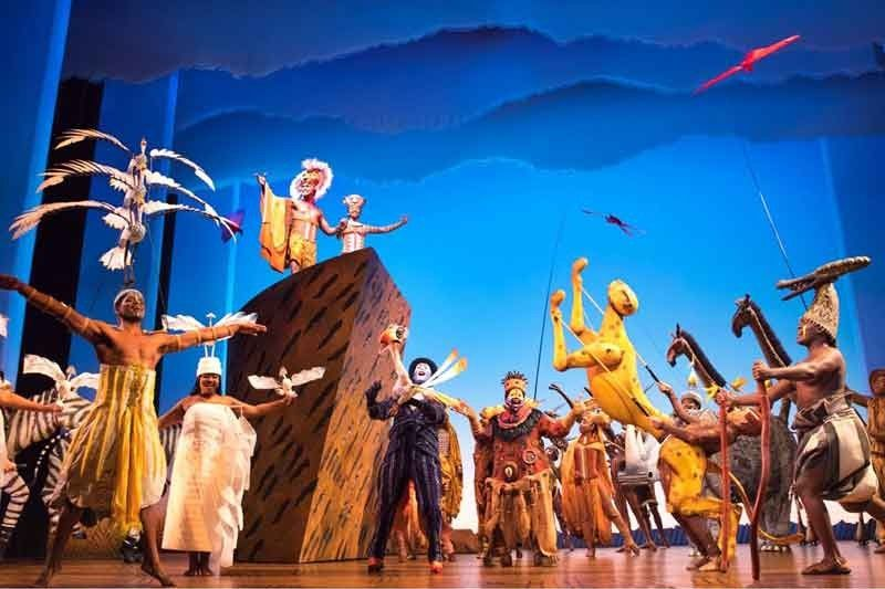 Lion King Roars Until May 20 Philstar Com