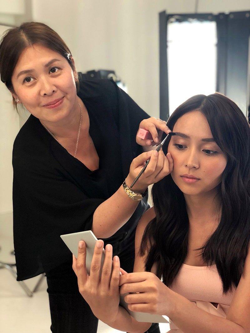 How to achieve brows like Kathryn Bernardo