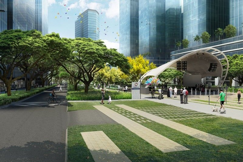 The uniquely relaxed yet cosmopolitan lifestyle in Filinvest City