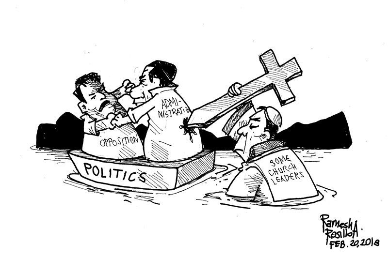 EDITORIAL - Filipinos not tired of loving their country