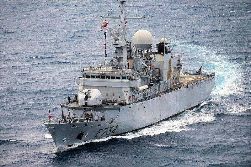France challenges China's dominance in South China Sea