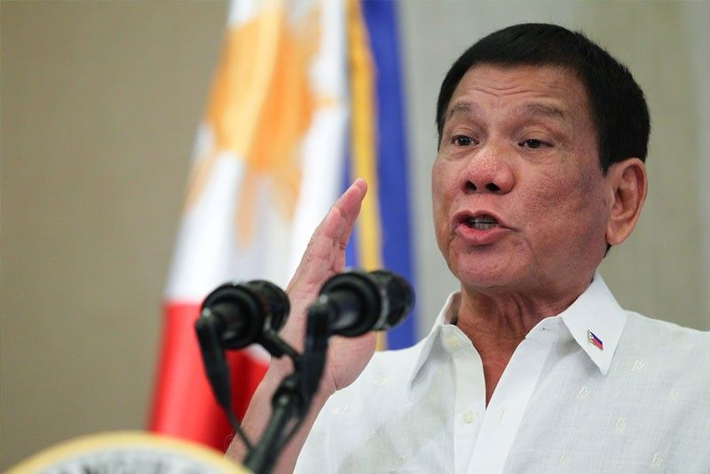 Duterte: Feed United Nations rights experts to crocodiles