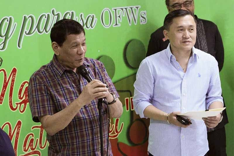 Bong Go: No government funds used in meet-and-greet with OFWs