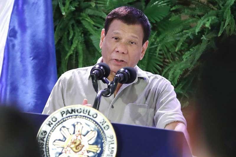 Kill Customs fixers on sight � Duterte