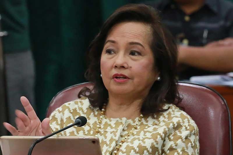 Federal charter not railroaded � Gloria Arroyo