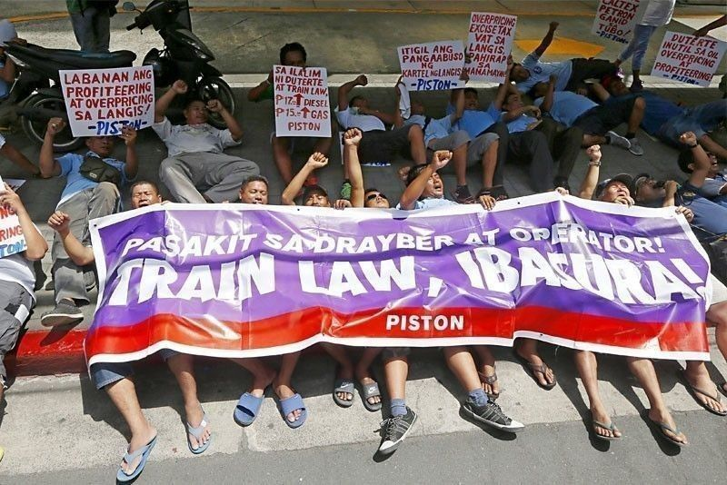 Aquino: Business leaders warning solons of possible job losses with TRAIN 2