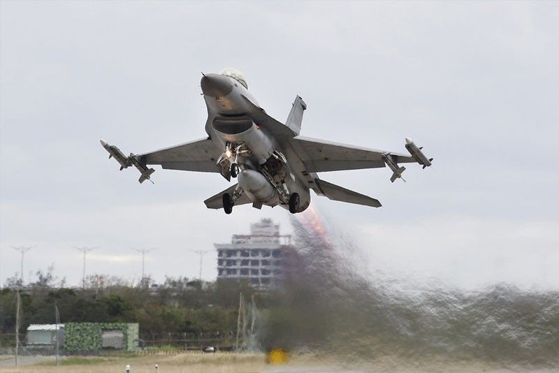 �F16 jets are expensive to maintain�