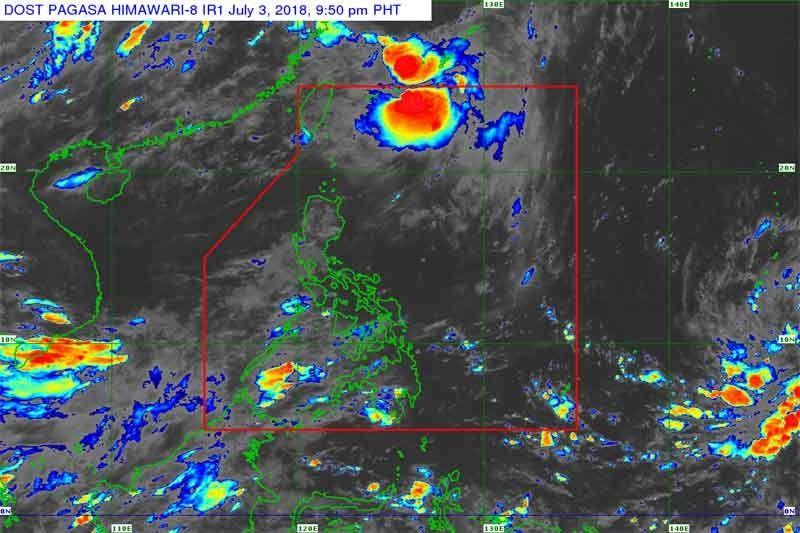 Cyclone may enter Philippines � PAGASA
