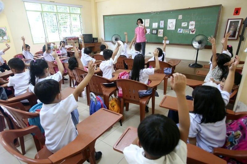 DepEd: Korean, other foreign languages won't replace