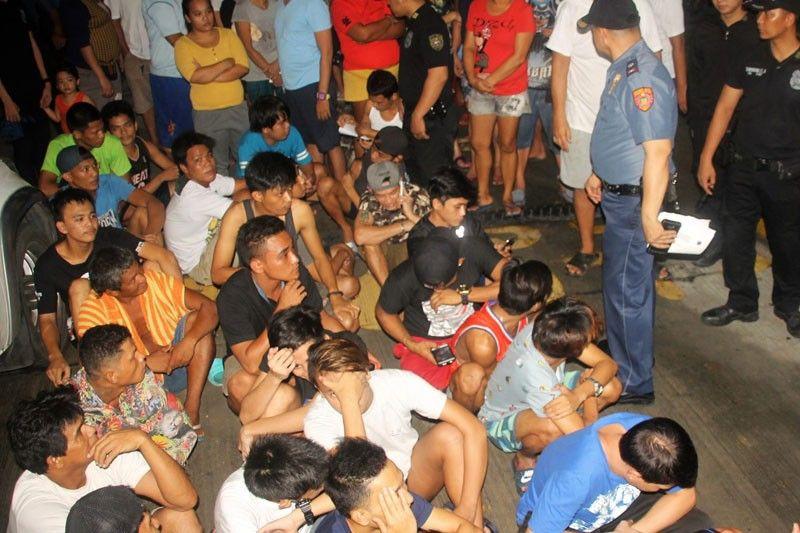 PNP urged to end arrest of tambays