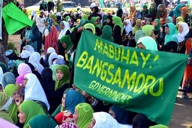 Duterte signs Bangsamoro Organic Law