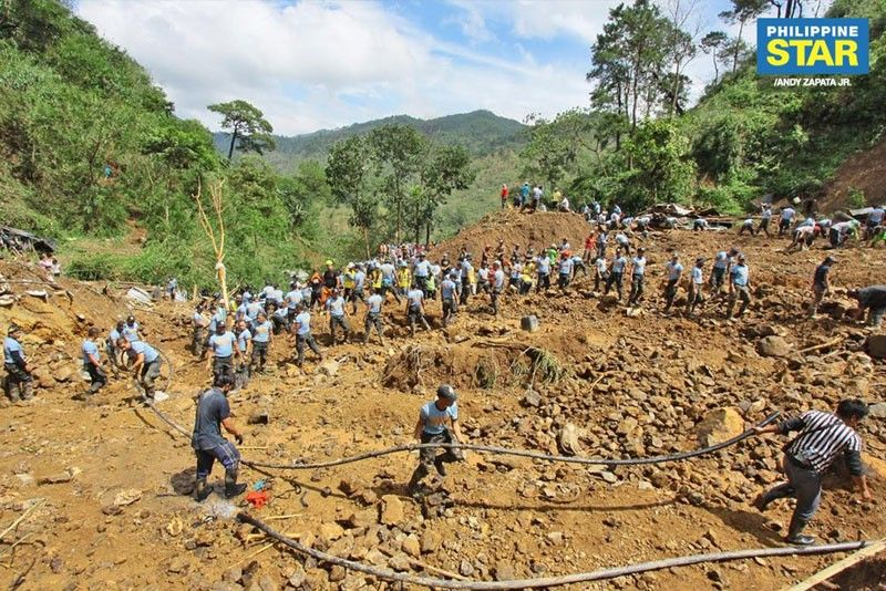 DENR suspends small-scale mining in Cordillera