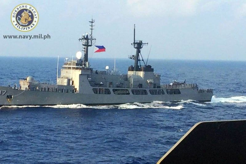 2 Philippine Navy Ships Join Pacific Rim Exercise Philstarcom