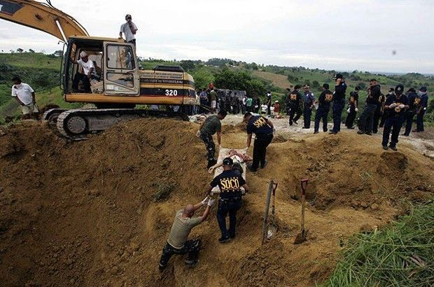 Multiple murder case vs Ampatuan submitted for resolution