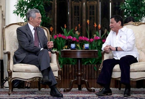Philippines, Singapore ink $187 million business agreements