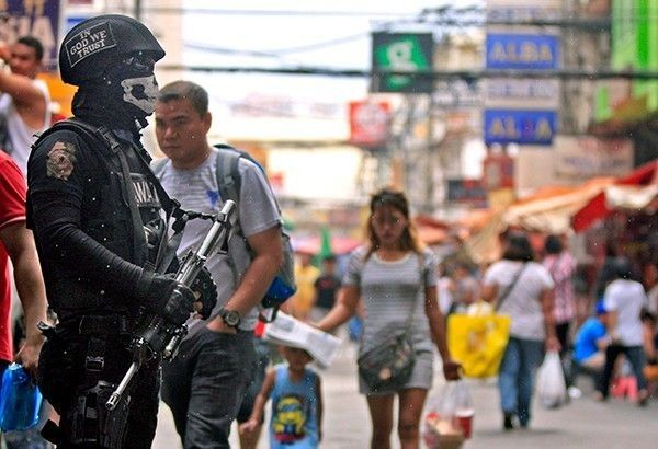PNP: More crime victims due to holidays, better reporting