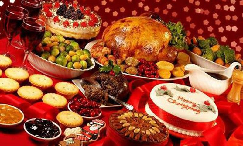 How to stay lean and healthy during the holidays
