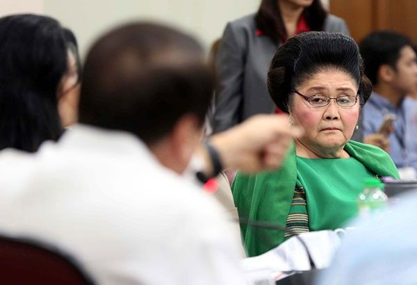 Imelda Marcos found guilty of 7 counts of graft