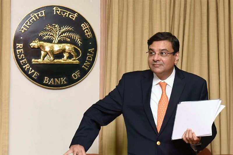 India central bank chief quits after spat with government