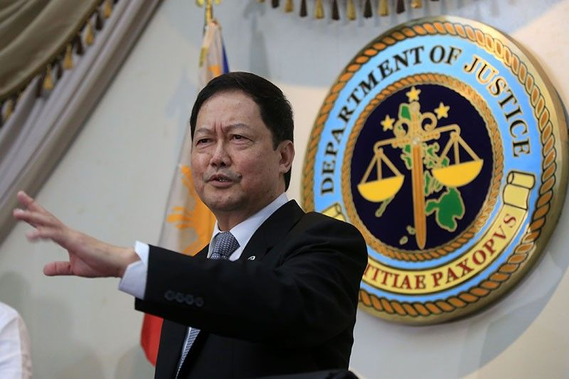 Guevarra: Police have to wait for warrant before arresting Trillanes