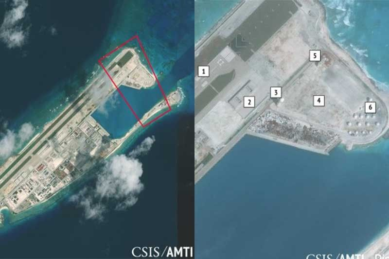 Kagitingan likely China's intelligence hub in Spratlys, think tank says