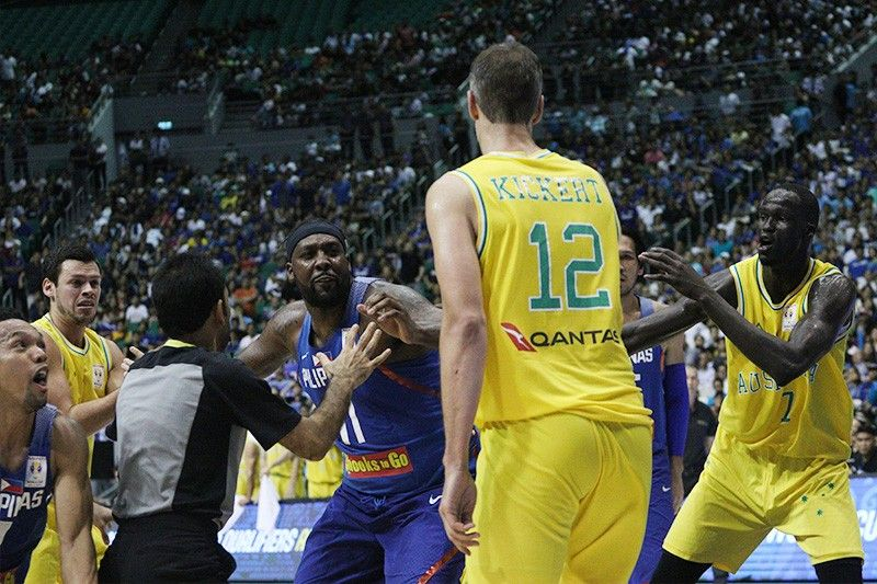 Gilas-Australia hostility reaches boiling point with ugly skirmish