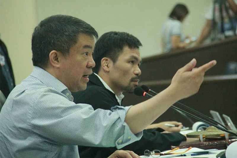 Pimentel bill seeks lower ad rates 'to give voters more options'