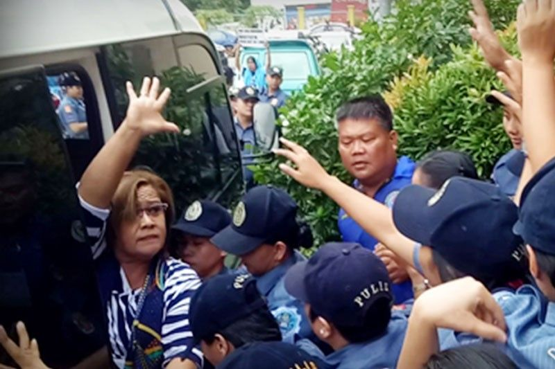 Amnesty renews call to drop charges against De Lima