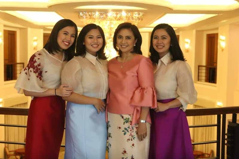 Robredo's daughter to study in New York University with full scholarship