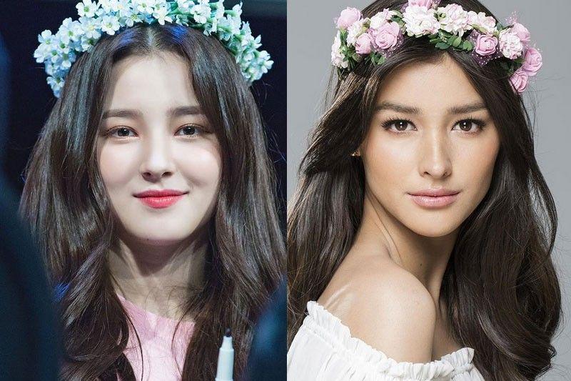 �K-Ganda�: K-pop star Nancy on �look-alike� Liza Soberano