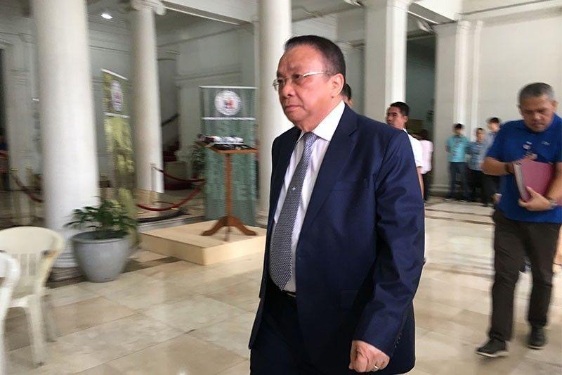 Bersamin is Duterte�s new chief justice