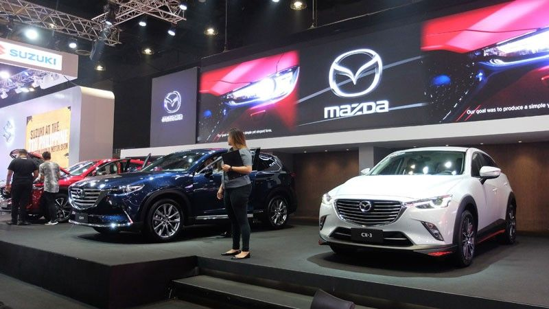 2019 Mazda collection stands out at 7th PIMS