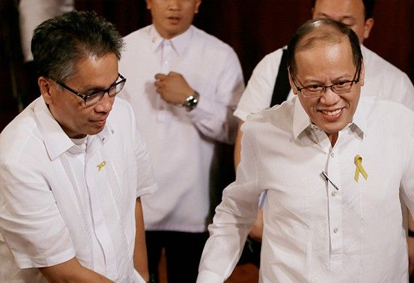 Aquino, 6 others face complaints over supposed gold shipment