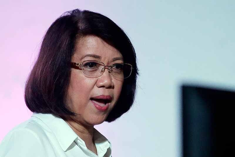 Sereno says her priority is to urge unity for judicial independence