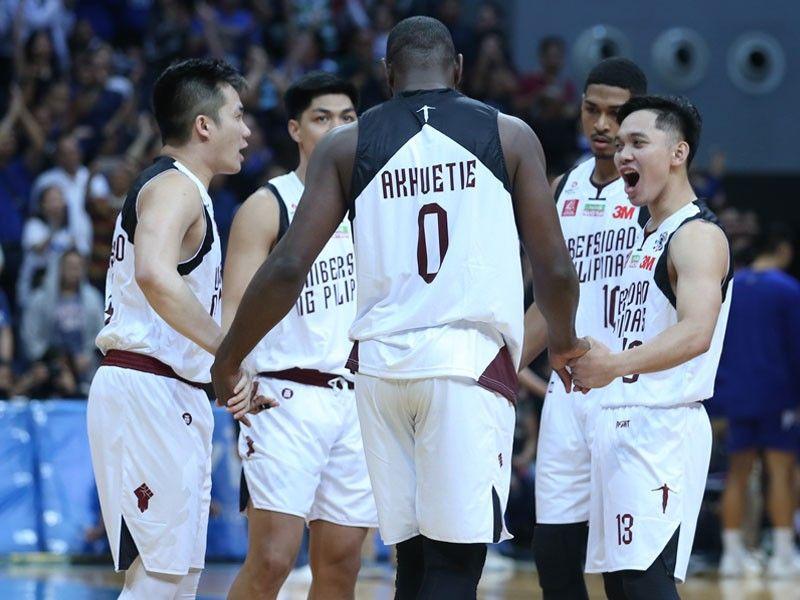 UP's Perasol believes Ateneo still beatable