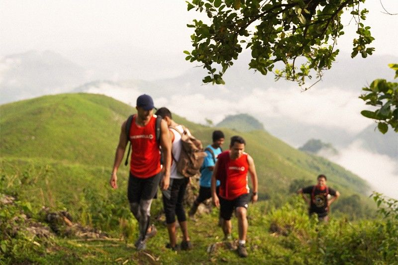 Looking for sea of clouds? Check out Tanay, Rizal