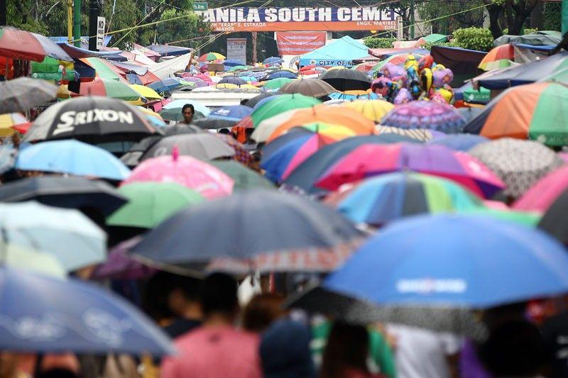 �4 million Filipinos to visit cemeteries on Nov. 1�