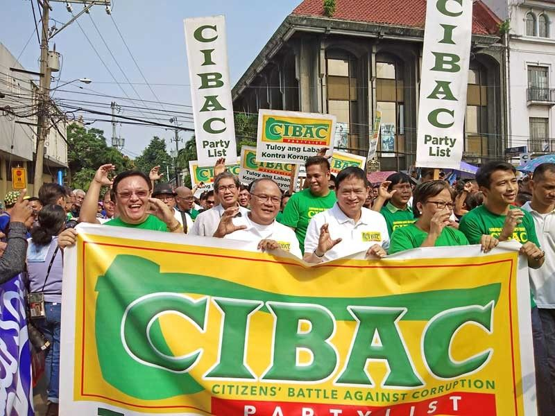CIBAC vows to intensify fight vs corruption
