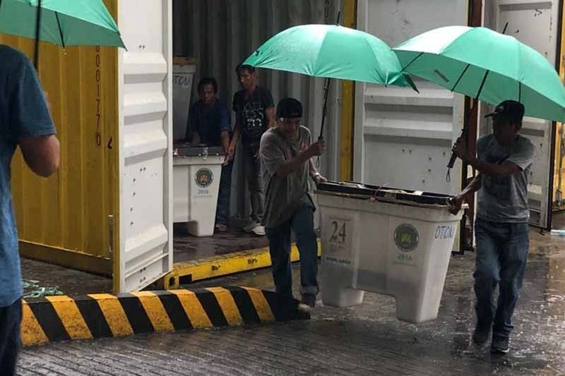 Iloilo ballots found in plastic containers; Marcos camp alarmed